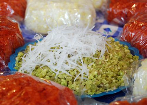 Địa chỉ các món cốm ngon ở Hà Nội