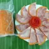 Chả da ẩm thực xứ Huế
