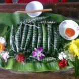 Khám phá bánh răng bừa – đặc sản nổi tiếng ở Sầm Sơn