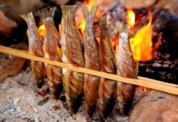 Cá suối nướng đặc sản Sapa