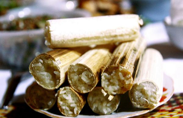 Cơm Lam Sa Pa